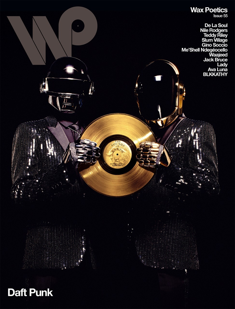 nabildo:  Daft punk for wax poetics by: NABIL