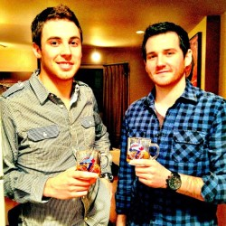 Happy New Years from the biggest Etob beauties out there! Cc: @patmac30 @kfaught #happynewyear (at Toronto)