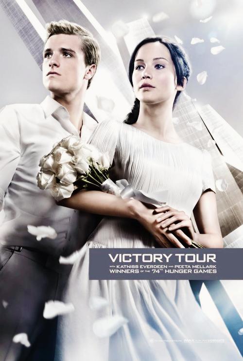 New Catching Fire poster!