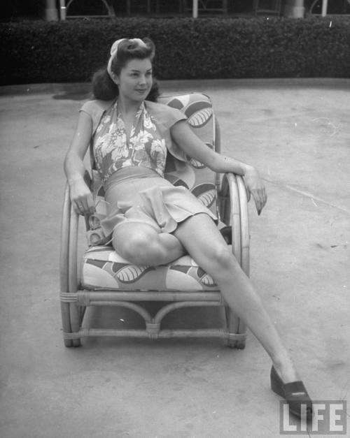 Esther Williams- c.1943 (x)