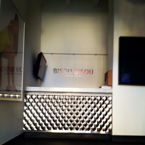 It's official! I am the new graphic designer for Electric Yoga/ Bisou Bisou ☺ ✔Get a better job. Another thing checked off my list!