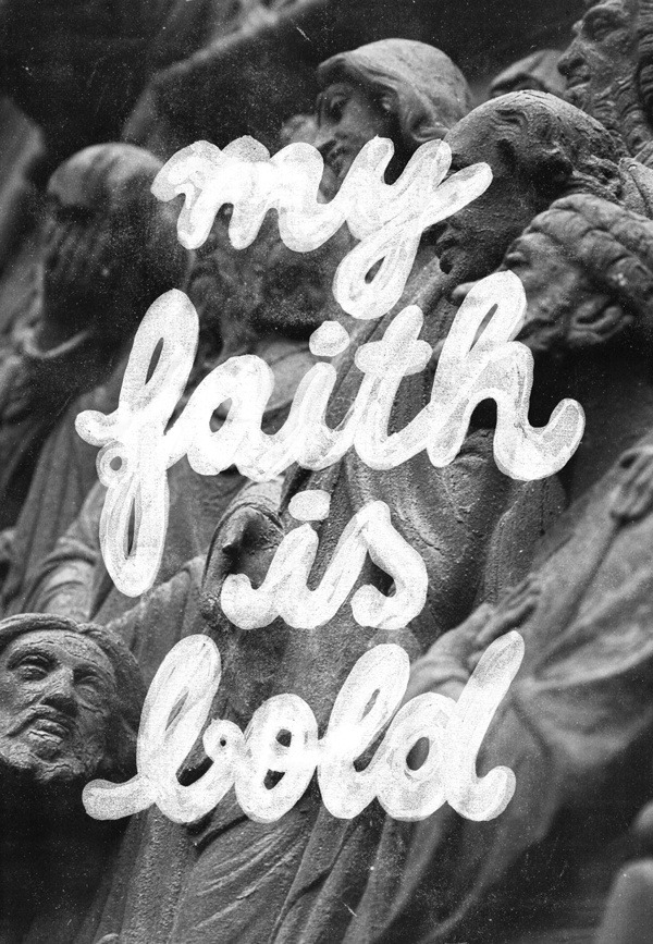 visualgraphic:  Faith