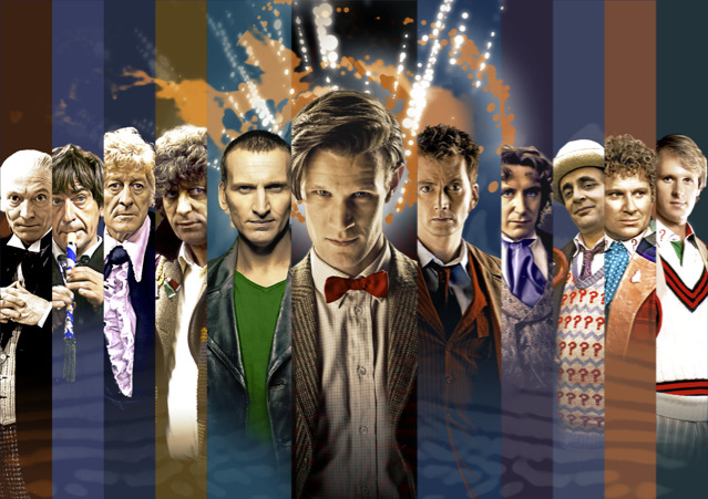 Celebrate a wibbly-wobbly, timey-wimey 50 years of Doctor Who with Ars. We're giving away a set of books and DVDs to commemorate the BBC's beloved Gallifreyan. Details: http://ars.to/ZWoq9Z
