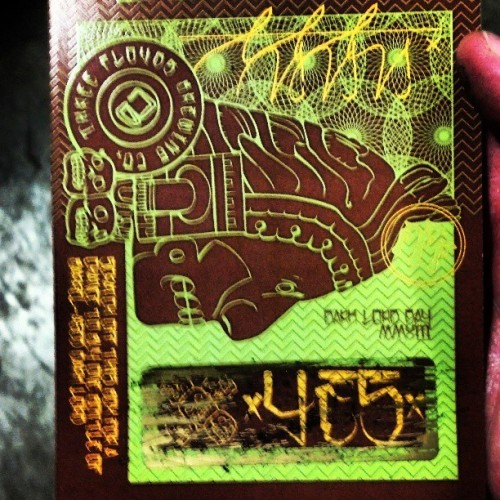 Cuz ive got a golden ticket… #dld2013 #craftbeer  (at Three Floyds Brewery & Pub)