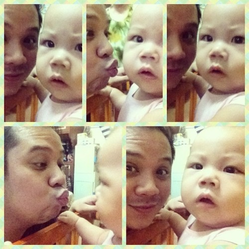 #FotoRus bati na kami ni bibochips!!! @gloriafe #baby #toddler #cute #happy #instapic #instagram #igersdaily #igers #igersmanila  (at Baler ng mga Dragon)