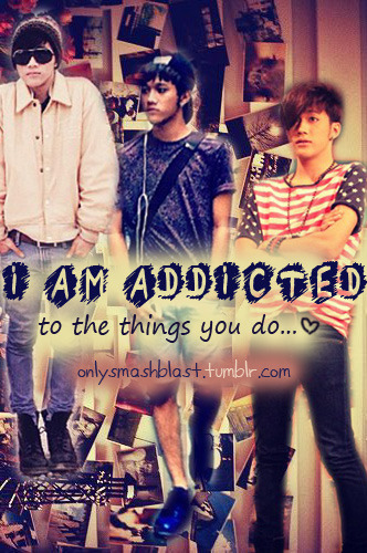 #picture I am addicted to the things you do @dickymprasetyo