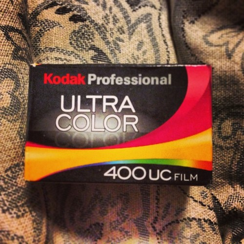 Ultra Color. #kodak #film #35mm #ultracolor #kodakultracolor #ISO400 #36exposure #color #film #chicago #professional #kodakprofessional (at The UC (UC))