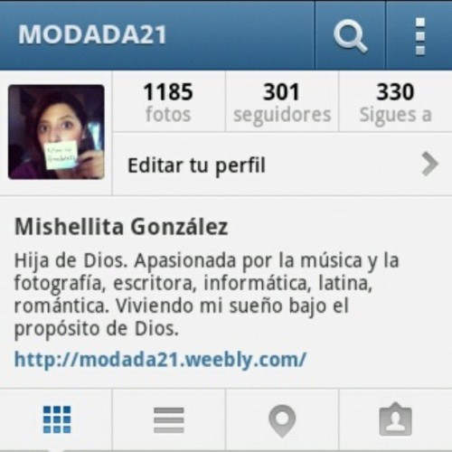 He llegado a los 300 seguidores mil gracias!! #thankyou #instagram #salvagram #latina #lady #followers #social #happy #smile #like