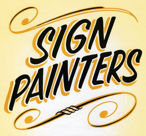 Sign Painters Documentary by Faythe Levine & Sam Macon As someone who want's to really get into traditional hand lettering this documentary is something I'm looking forward to immensely. If you're interested in typography and design in general I highly recommend watching the trailer which is embedded below. More information about the movie, as well as the Sign Painters book, can be found with the links below.  Artists: | Website | Facebook | Twitter |  Must Watch: