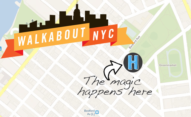 Visit Hyperallergic HQ During WalkaboutNYCIf you've ever been curious about how things work and look at Hyperallergic HQ, this Friday is…View Post
