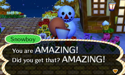 this goes out to everyone animal crossing animal crossing new leaf acnl snowboy