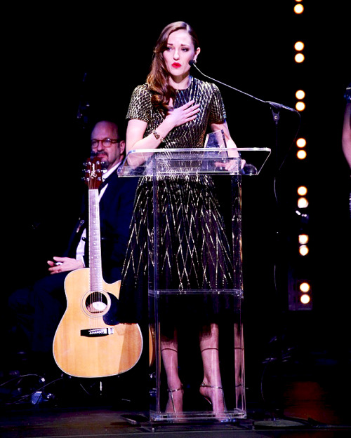 2013 Outstanding Actress in a Musical - Laura Osnes