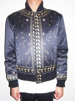 GIVENCHY PANTHER BOMBER JACKET NOW AVAILABLE @ http://JOSHVII.com