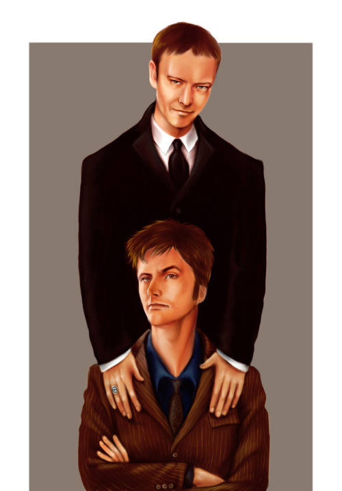 captaintwitchharkness:  the best of enemies by ~luluha