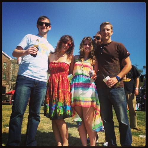 princessjinx:  Springfest!  I am so happy I was able to attend Springfest.  I've had an insane and tough semester. I was able to see some of my best friends, old friends, new friends.  I spent all day soaking up the sun, drinking, laughing, singing, dancing, hugging! It was something I really needed I have been SO lucky in my time at Clemson to have all of these AMAZING experiences and meet some truly amazing and wonderful people that I admire :D