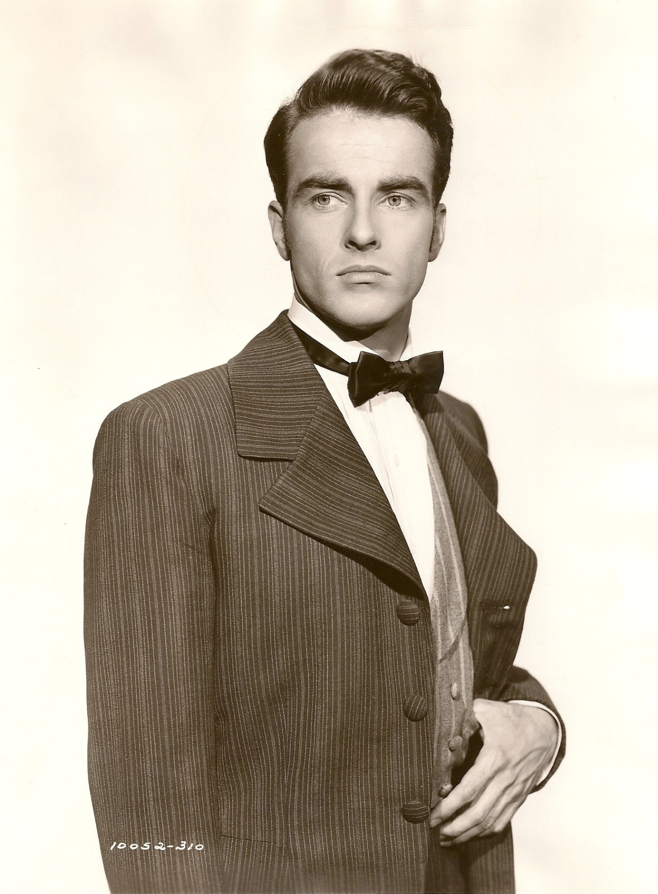Montgomery Clift in the Heiress, 1949