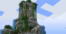 doshtopolis:  On the CloudCraft server that I payed a visit to recently.