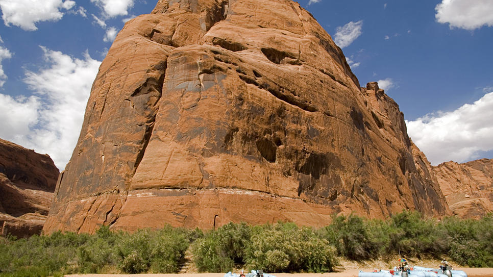 Escape to Glen Canyon in Arizona