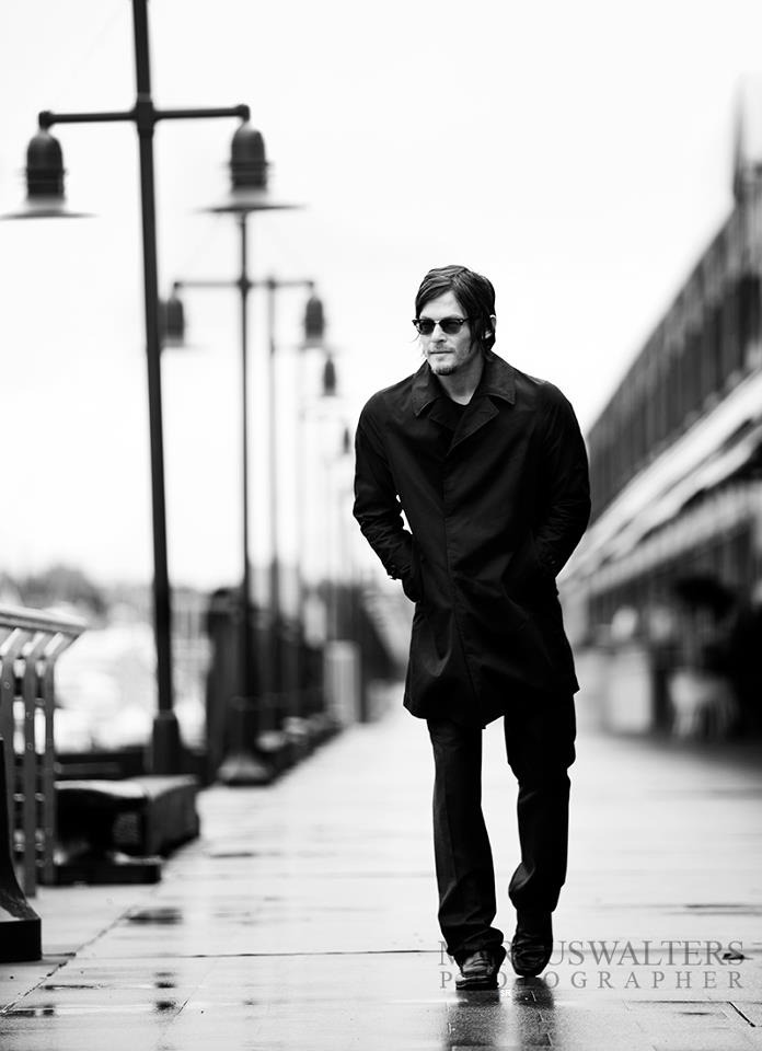 ennoia3:  Norman Reedus photographed by Marcus Walters inspired by James Dean (via @StalkingReedus)