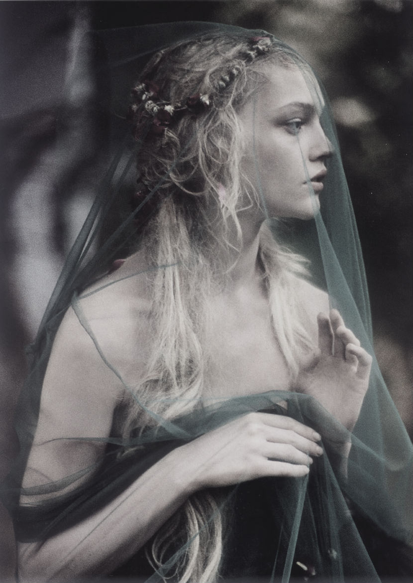sexrova:  Sasha Pivovarova by Paolo Roversi, Vogue India October 2007