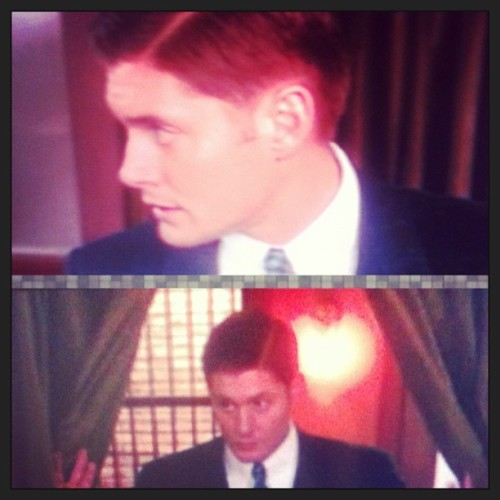 Omg he is Handsome!! #deanwinchester #supernatural