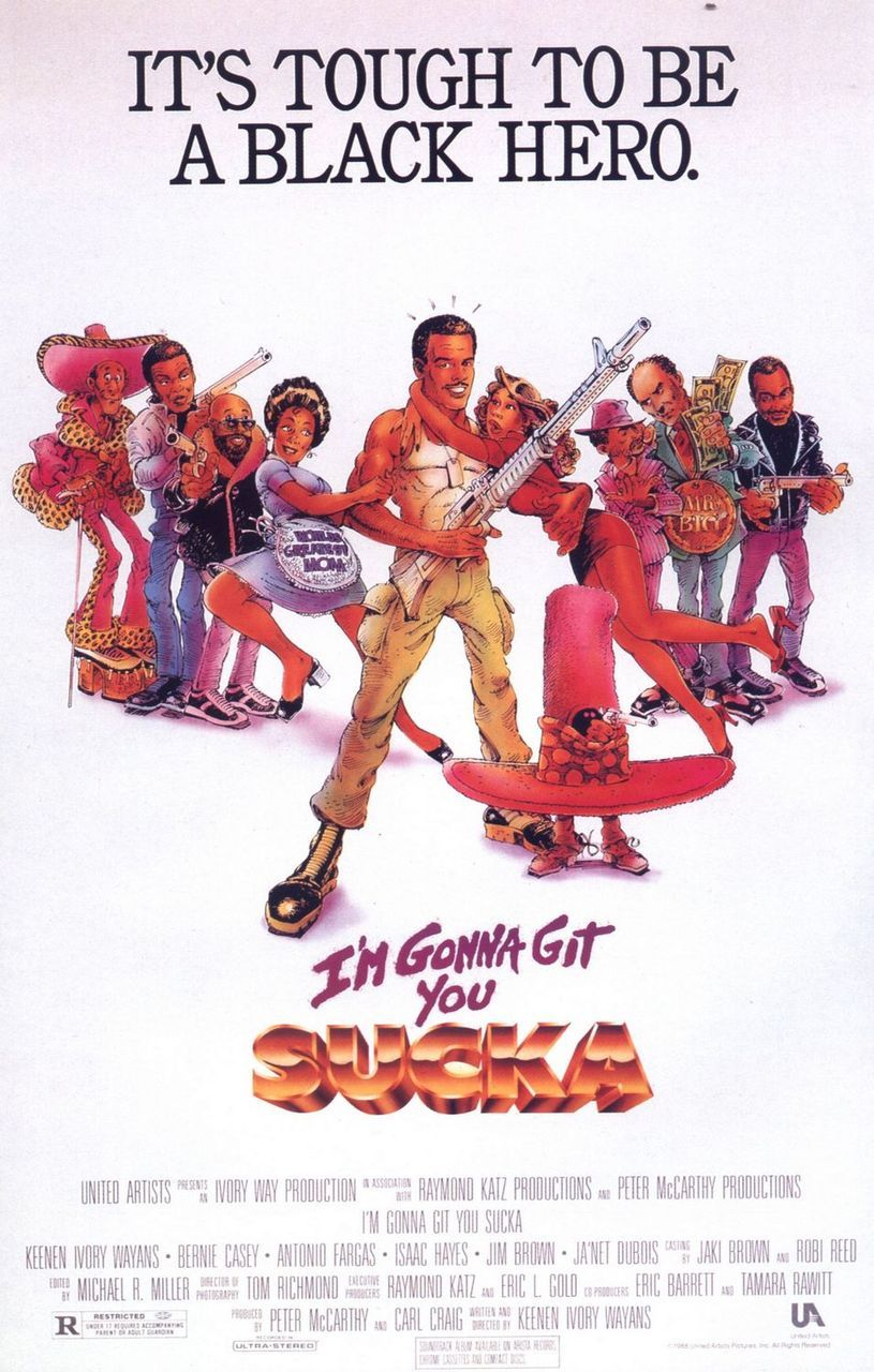 BACK IN THE DAY |12/14/88| The movie, I'm Gonna Git You Sucka, is released in theaters.