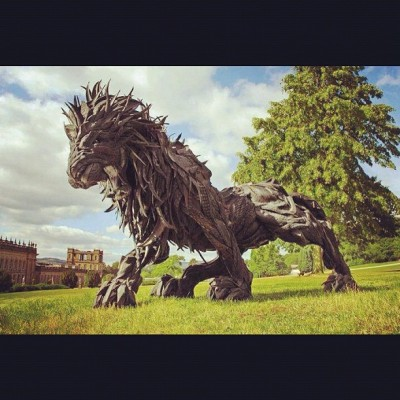 #thursday #basshunter #uk #countryside #dragon #lion #funlife #earth #elation