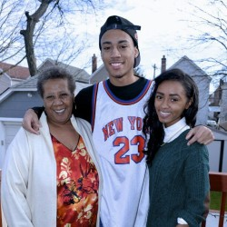 play-the-game:  Bethany and My Grandmother on my birthday <3 #tbt @kaonashiface