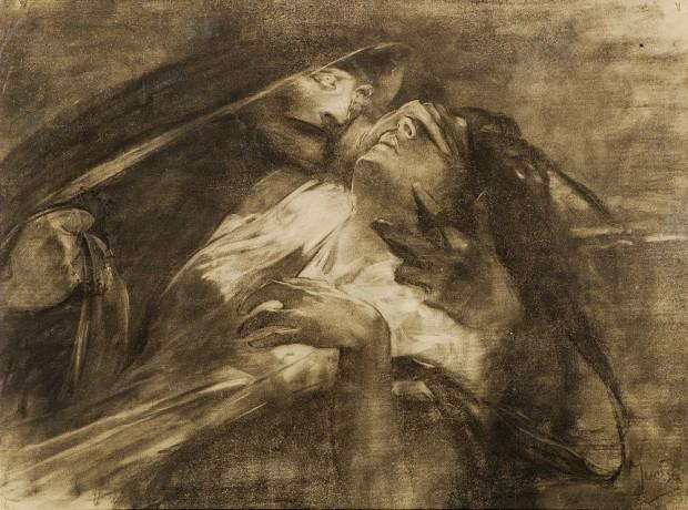 muchastyle:  Bosnian Legends: Murcia - The Plague Lady Paris 1899