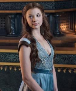suicideblonde:  Natalie Dormer - Game of Thrones Season 3