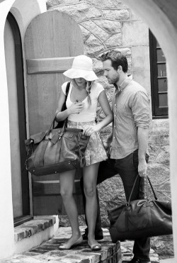 forthosewhocravefashion:  Blake Lively and Ryan Reynolds