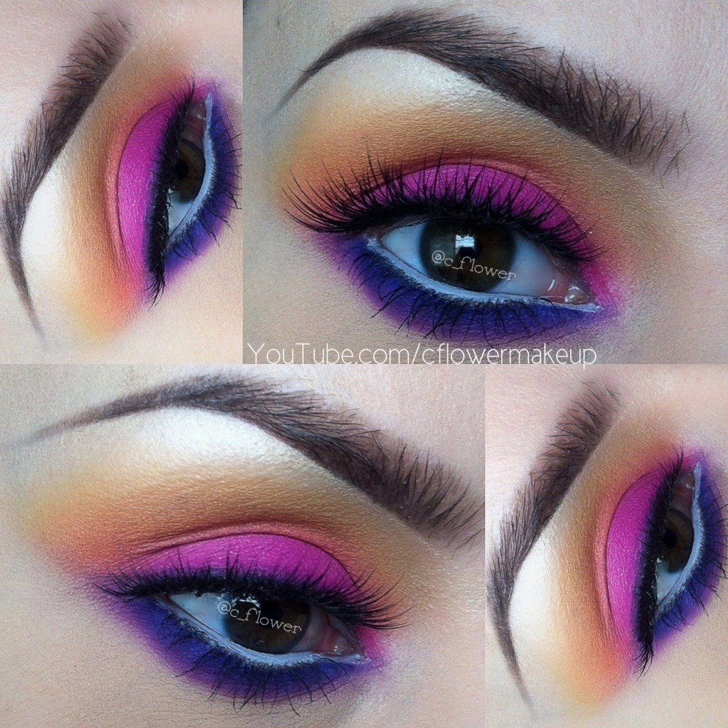 cflowermua:  YouTube.com/cflowermakeup Instagram @c_flower