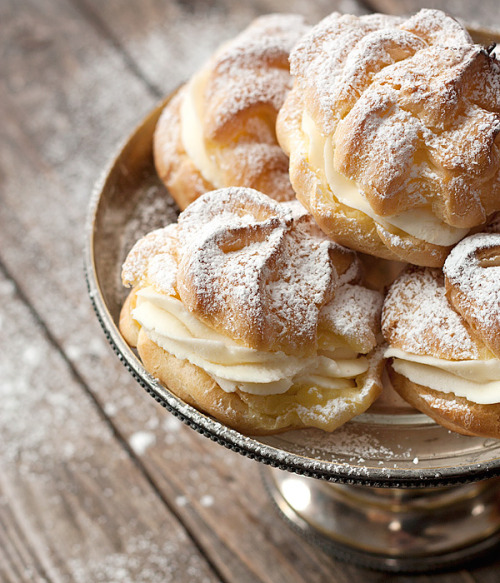 fattributes:  Cannoli Cream Puffs