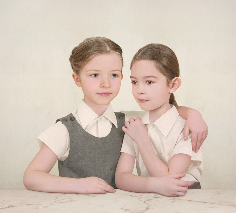 "hnnhmcgrth:  Loretta Lux, ""The Irish Girls,"" 2008"