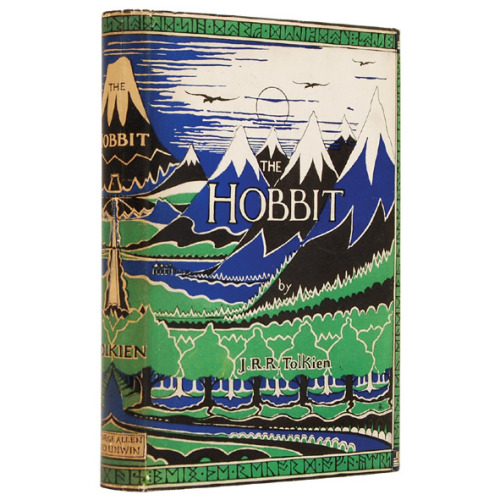 powells:  Happy 121st birthday to J.R.R. Tolkien!The Smithsonian has a few ideas on how to fete the famed author with a Hobbit-themed celebration.