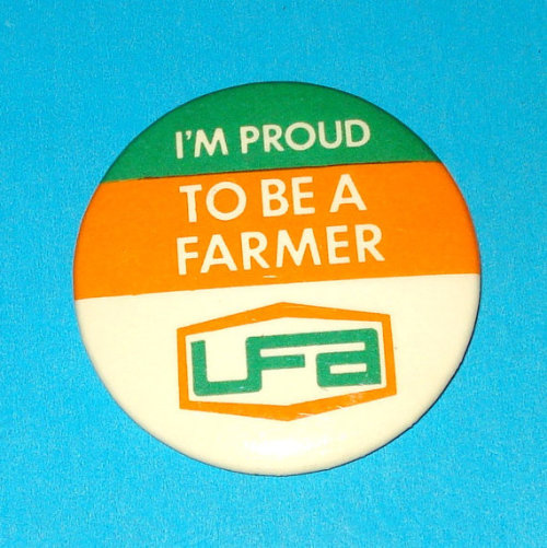 """The United Farmers of Alberta (UFA) is an association of Alberta farmers that has served different roles in its 100-year history as a lobby group, a political party, and as a farm-supply retail chain. Since 1935 it has primarily been an agricultural supply cooperative headquartered in Calgary. It also was a farmers' lobby group and a political party that formed the government of Alberta from 1921 to 1935."" [via]"