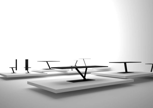 Element Tables by Tokujin Yoshioka