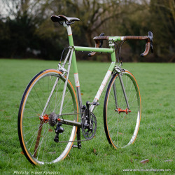 Anderson Custom Bicycles Fraser's 4-Seasons Stainless