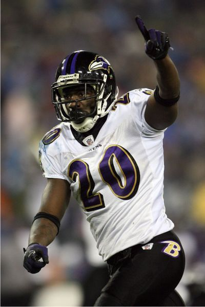 Ray Lewis may be the heart of the Ravens 'D, but Ed Reed is most certainly the soul.