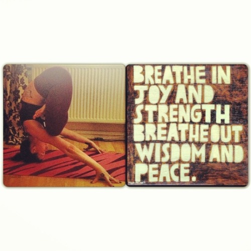 yogaholics:  Follow for more yoga pics!