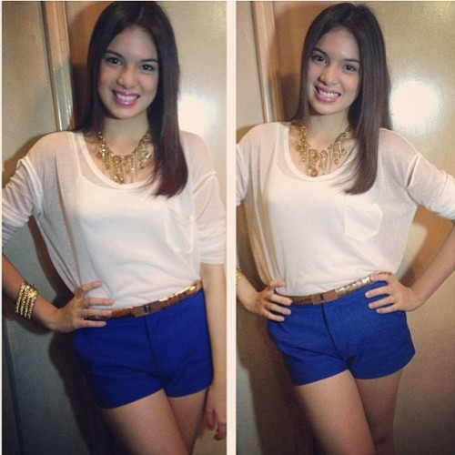 @MichelleeVitoo always looks lovely in #K8LA! #fashion #MichelleVito