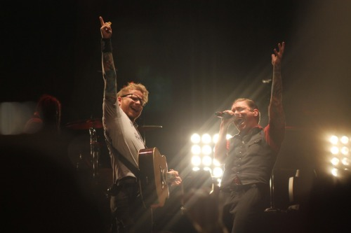 theriseofrocknroll:  Shinedown- House of Blues Atlantic City 5/4/13