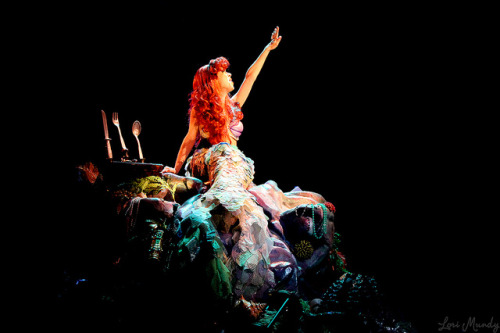 dailylifeofadisneyfreak:  magicaldisneyworld:  Voyage of the Little Mermaid on Flickr.  I remember seeing this and crying
