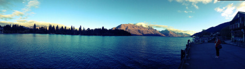 Queenstown panorama on Flickr.