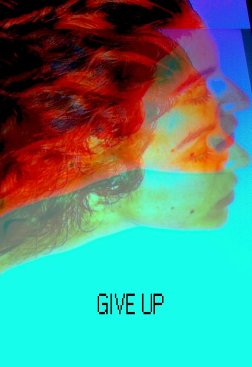 "tumblropenarts:  ""Give Up""- Digital Andrew Paul Kerr Copyright 2013  portfolio:www.andrewpaulkerr.tumblr.com  Creative Commons Attribution-NoDerivs 3.0 Unported License"