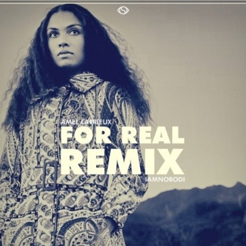 I love this remix! #iamnobodi  #amellerrieux #forreal