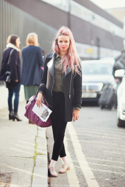 what-id-wear:  (original : Stockholm Street Style )
