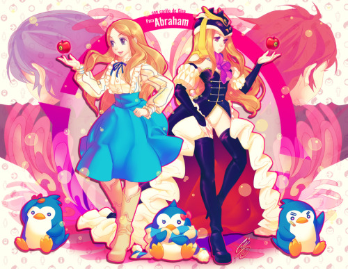 animecorecollection:  SS: Mawaru Penguindrum by =SaiyaGina