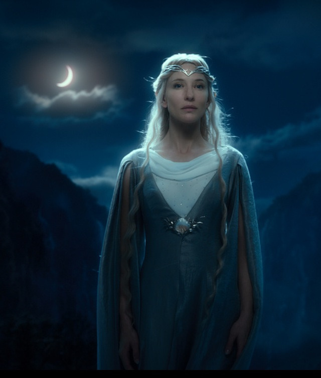 Galadríel, Lady of The Woods .
