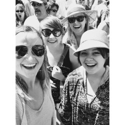 Jazz Fest was awesome with some awesome friends. #nojazzfest2013